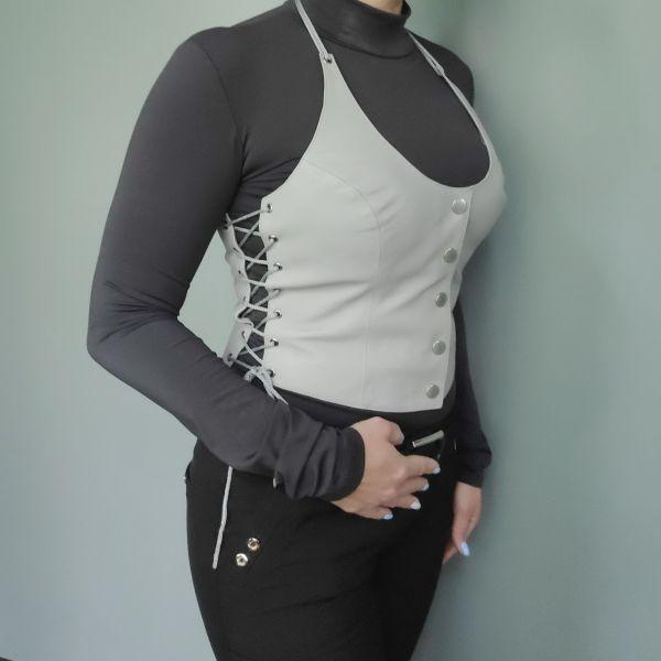 Жилет/корсет женский модель 90
